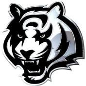 Cincinnati Bengals Chrome Auto Emblem