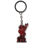 Official Liverpool FC Liverbird Crest Keyring