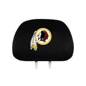 NFL Washington Redskins Auto Headrest Covers Set of Two