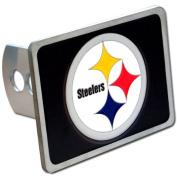 Pittsburgh Steelers NFL Hitch Cover, Class II & III