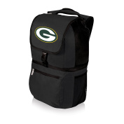 NFL Zuma Insulated Cooler Backpack, Green Bay Packers