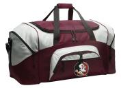 Florida State Duffle Bag FSU Travel or Gym Duffel