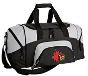 Louisville Cardinals Small Duffle Bag University of Louisville Gym or Travel Duffel