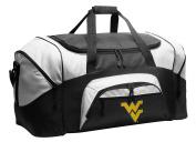 WVU Duffle Bag West Virginia Gym Bag or Luggage Bag