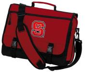 NC State Wolfpack Laptop Bag NC State Messenger Bag or Computer Bag