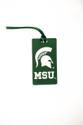 MICHIGAN STATE SPARTANS NCAA PVC LUGGAGE TAG