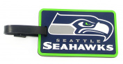 Seattle Seahawks - NFL Soft Luggage Bag Tag