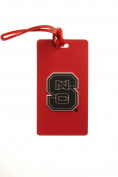 NORTH CAROLINA STATE WOLFPACK NCAA PVC LUGGAGE TAG