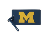 MICHIGAN WOLVERINES NCAA PVC LUGGAGE TAG