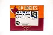 VIRGINIA TECH HOKIES NCAA PVC PHOTO FRAME