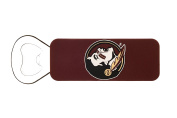 FLORIDA STATE UNIVERSITY SEMINOLES NCAA PVC BOTTLE OPENER