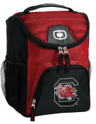 South Carolina Gamecocks Lunch Bag Insulated Soft Cooler Red University of South Carolina Our BEST NCAA Lunchbox