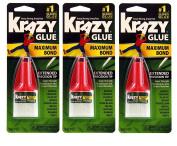 Krazy Glue Advanced Formula