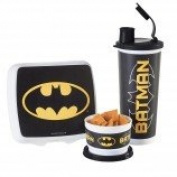 Tupperware Batman Lunch Set