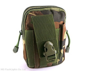 DPM CAMO COMPACT EDC 1050D MOLLE POUCH BUSHCRAFT SURVIVAL KITS CAMPING