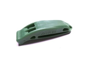 Green Emergency bushcraft & survival lifeboat whistle