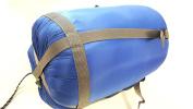 Compression Packsack Compression Bag Pack Sack for Sleeping Bag Compression Stuff Sack XL 46 x 25 cm