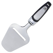 BIGSUNNY Cheese Slicer, Stainless Steel Cheese Plane, Black