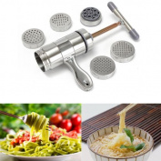 Kitchen Stainless Steel Pasta Noodle Maker Press Spaghetti Machine Juicer