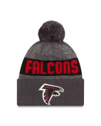 NFL Atlanta Falcons 2016 Sport Knit Beanie, One Size, Graphite