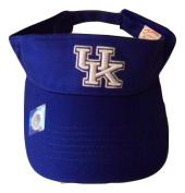Kentucky Wildcats Adult Team UK Logo Visor, Royal