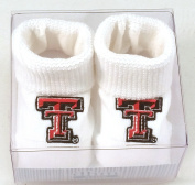 Texas Tech Red Raiders Boxed Baby Booties