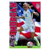 Alex Morgan Poster 2017 | Official Licenced Product