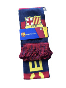 FC Barcelona Authentic Official Licenced Soccer Scarf by RHINOXGROUP