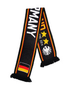 Germany World Cup Champions Scarf