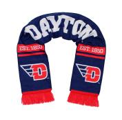 Dayton Flyers Scarf - UD University of Dayton Double-Sided Woven