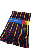 FC Barcelona Authentic Official Licenced Product Soccer Scarf - 001