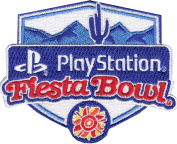 2017 NCAA Fiesta Bowl Jersey Patch Ohio State Buckeyes vs Clemson Tigers
