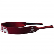 NCAA Alabama Crimson Tide Neoprene Sunglass Strap