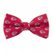 Eagles Wings EAG-9941 Kansas City Chiefs Repeat NFL Bow Tie