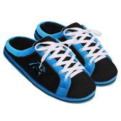 NFL Carolina Panthers Unisex Sneaker Slide Slipper Extra Large, X-Large