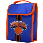 NBA New York Knicks Unisex Hook and loop Lunch Bag, One Size