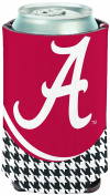 "NCAA Alabama Crimson Tide ""Hounds-tooth"" Can Cooler"