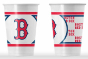 Boston Red Sox Disposable Paper Cups