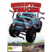 Monster Trucks DVD  [Region 4]