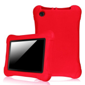 Wensltd Kids Shock Proof Case Cover For Amazon Kindle Fire HD 7 2015