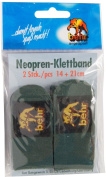 Behr Neoprene Rod Bands Hook and loop Straps Pack of 2