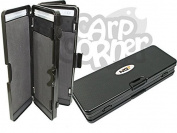 Carp Fishing Tackle Stiff Rig Wallet 6 Way Box for Storing Up To 72 Hair Rigs NGT