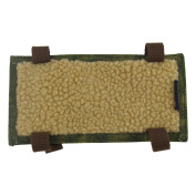 Tourbon Canvas And Leather Fly Fishing Wallet