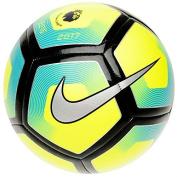 Nike Pitch Premier League Football 2017 Size 5 Yellow/Blue