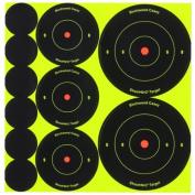 Birchwood Casey Shoot N C Splattering Targets Variety Pack