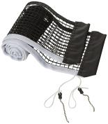 Donic Schildkrot Nylon Table Tennis Replacement Net - Black, 1.8m