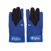 THE PHENOMENAL ONE ! A J STYLES WRESTLING REPLICA OFFICIAL GLOVES !!