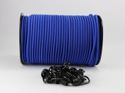 10 MM Expander Rope 10 Metres Blue + 10 Spiral Hook Rope Rope Hook - Shock Cord of 8