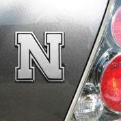 NCAA Nebraska Cornhuskers Team Logo Auto Emblem