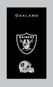 KR NFL Towel Oakland Raiders
